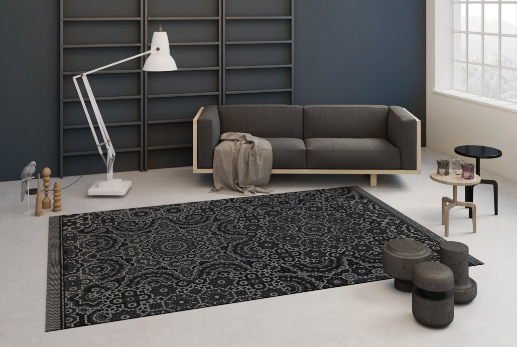 Stylique Teppich Object-Carpet Rugxstyle Aarhus