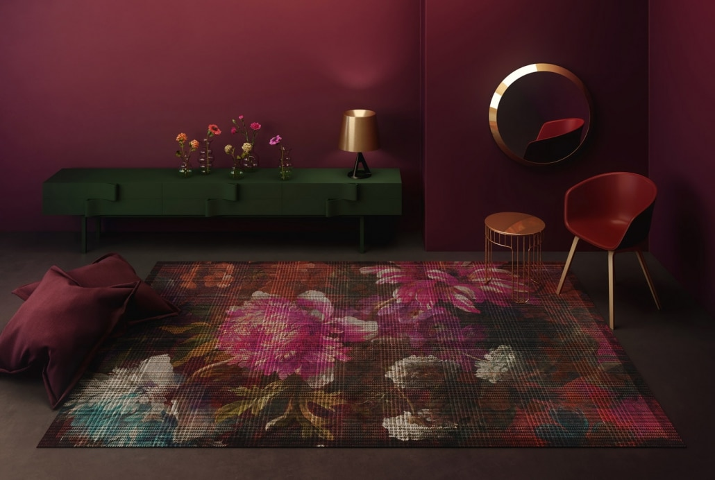 Stylique Teppich Object-Carpet Rugxstyle Amsterdam